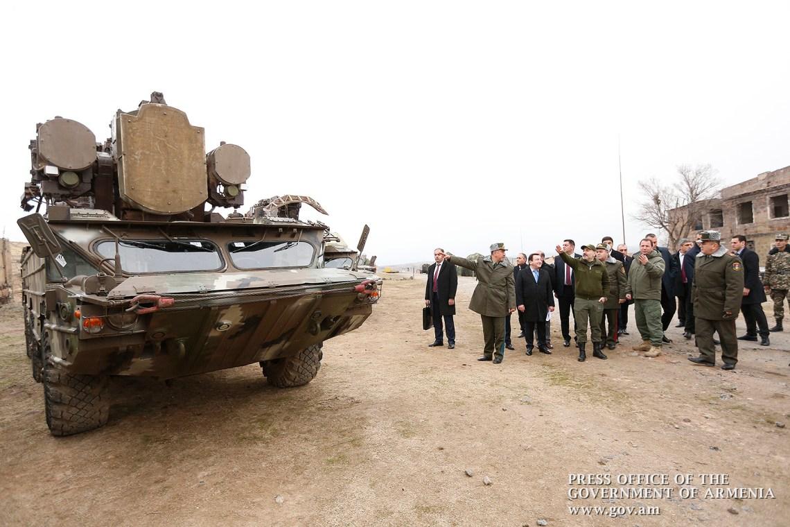 Osa-AK Air Defense Missiles