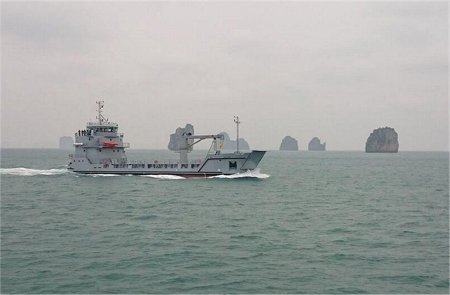 Roro 5612 Landing Ship Tank