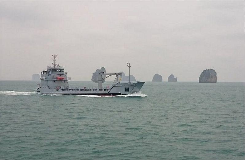 Damen Roro 5612 Landing Ship Tank