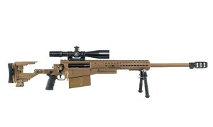 Accuracy International AX MK III multicalibre sniper rifle