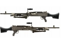 Canadian Army C6A1 FLEX General Purpose Machine Guns