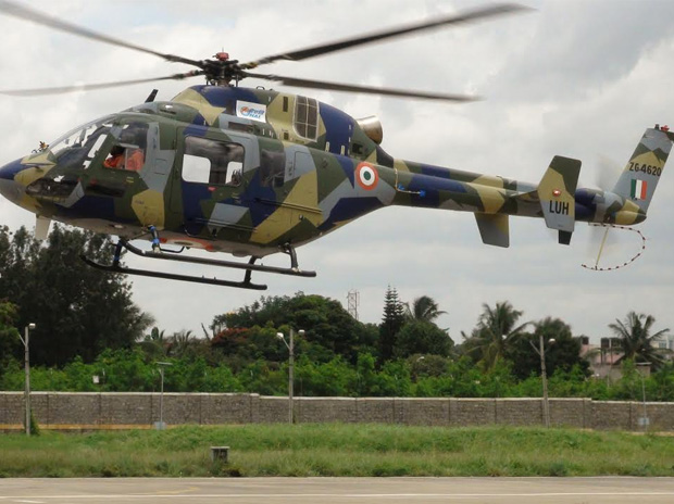 HAL Light Utility Helicopter (LUH)
