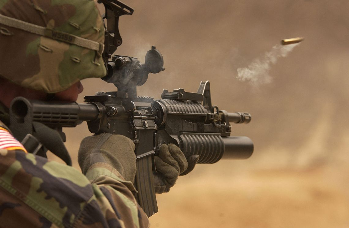 M4/M4A1 Carbines