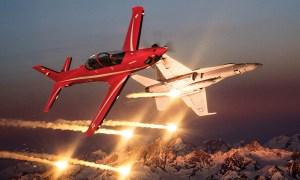 Pilatus PC-21 Single-Engine Turboprop Trainers