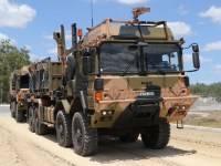 Rheinmetall MAN High Mobility Logistics Vehicles