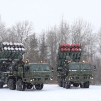 Russian Aerospace Forces Received the Latest Anti-Aircraft Missile System S-350 Vityaz
