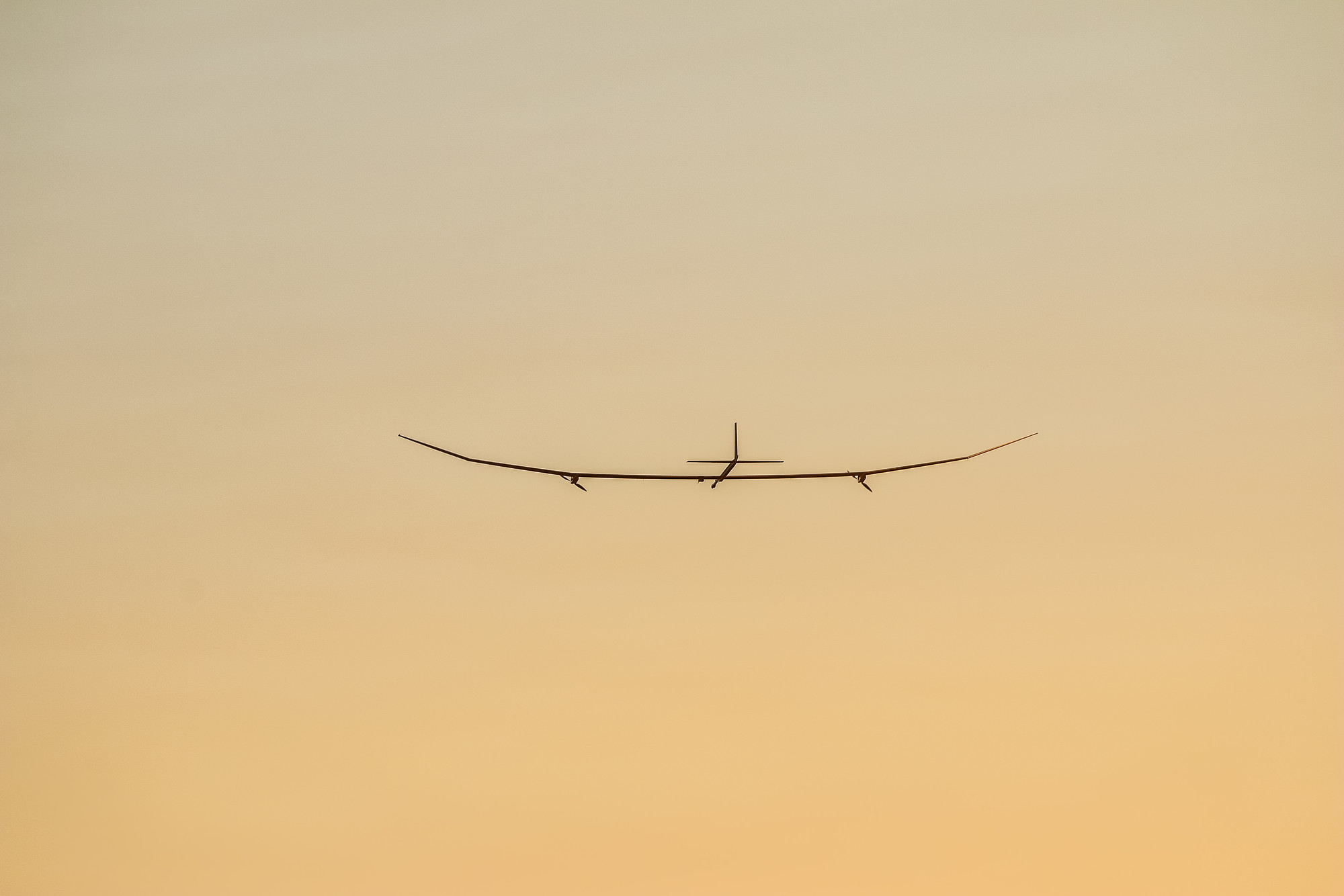 BAE System PHASA-35 Persistent High Altitude Solar Aircraft