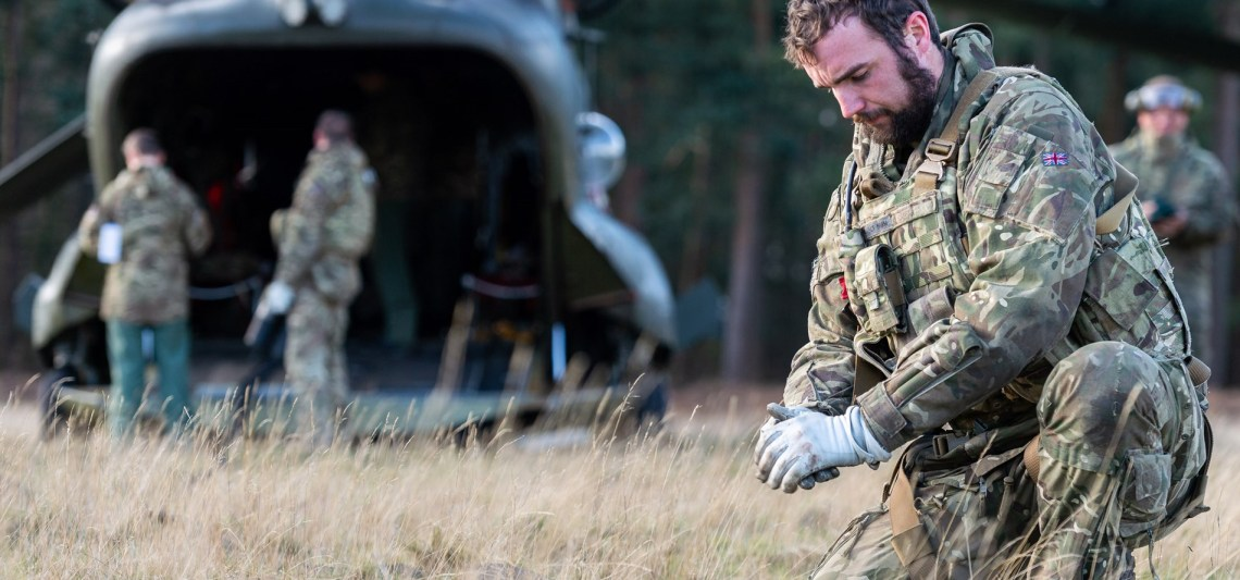 British Army Air Corps Prepares for Defender Europe 20