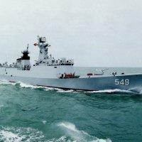 Chinese PLAN Type 054A Frigate Crew Quarantined Over Coronavirus