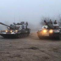 Elbit IronVision Tested on Challenger 2 Streetfighter II Tank