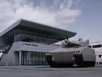 Hanwha Defense AS21 Redback Infantry Fighting Vehicle