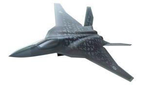 Japan MoD Reveals New Concept for Next-Gen F-X 'Godzilla' Fighter