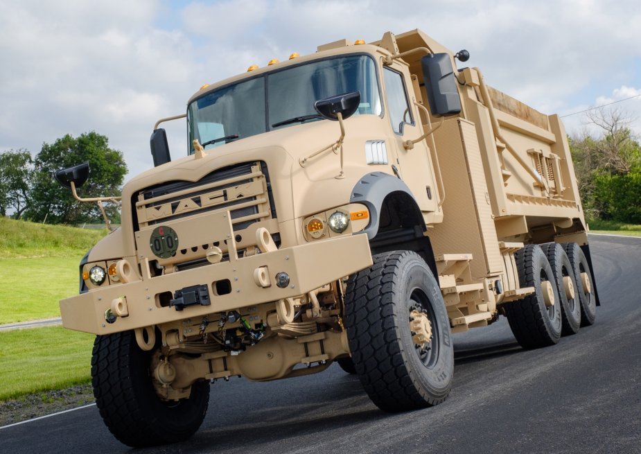 Mack Defense has selected XMCO as the Integrated Product Support (IPS) partner for the U.S. Army M917A3 Heavy Dump Truck (HDT) contract.