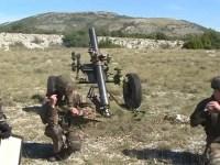 Mortier 120mm Rayé Tracté Modèle F1