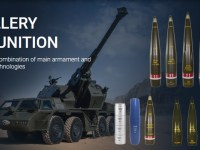 155 mm Artillery Ammunition Family
