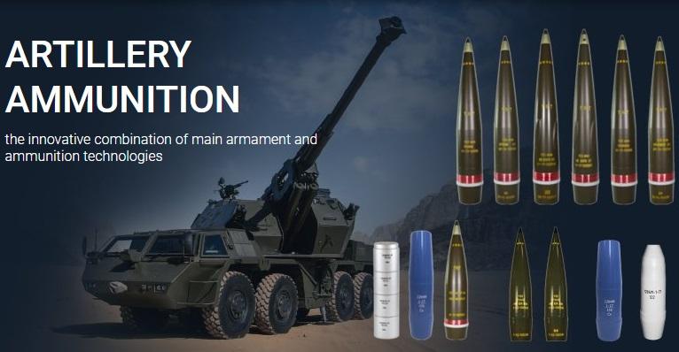 155 mm Artillery Ammunition Family