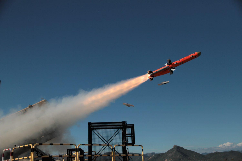 MBDA Marte-ER Medium Range Lightweight Anti-Ship Missile System