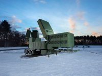 Raytheon Completes First Lower Tier Air and Missile Defense Sensor Radar Antenna