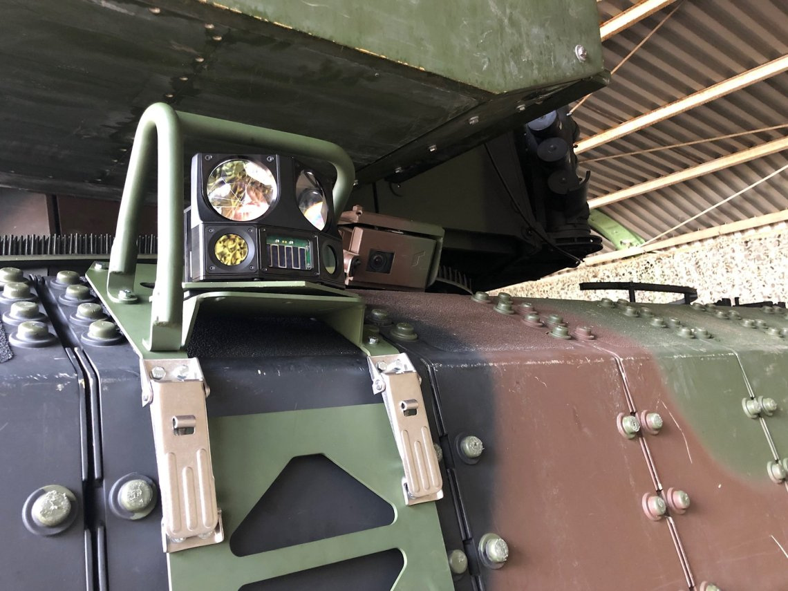 Rheinmetall to Supply Laser Duel Simulators for Puma Infantry Fighting Vehicle