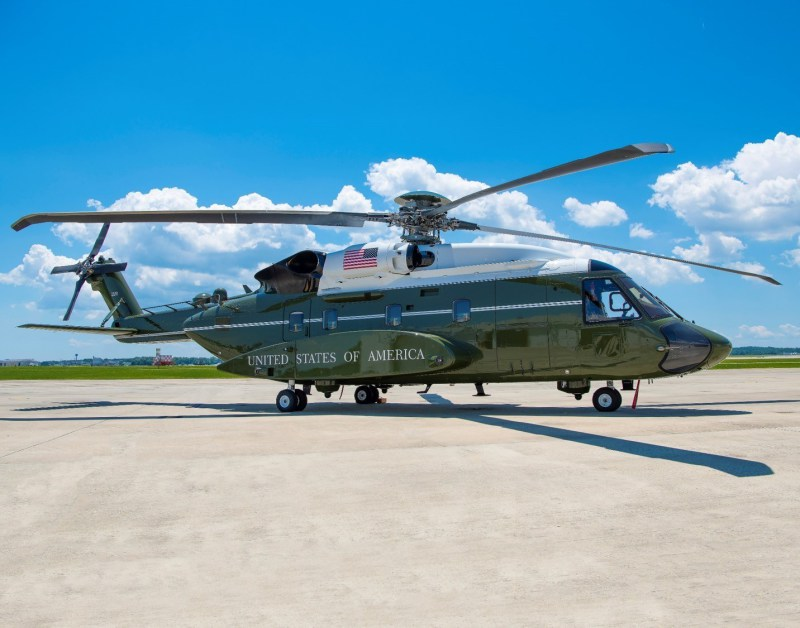Sikorsky VH-92A Presidential Helicopter
