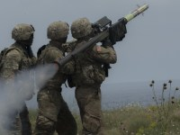 FIM-92 Stinger Man-Portable Air-Defense System (MANPADS)