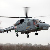 Portuguese Naval Aviation Modernised Super Lynx Mk 95A Shipborne Helicopter Performs First Flight