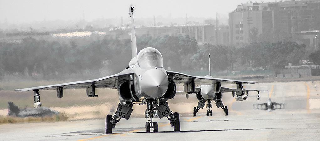 HAL Tejas Single-Engine Delta Wing Multirole Light Combat Aircraft (LCA)