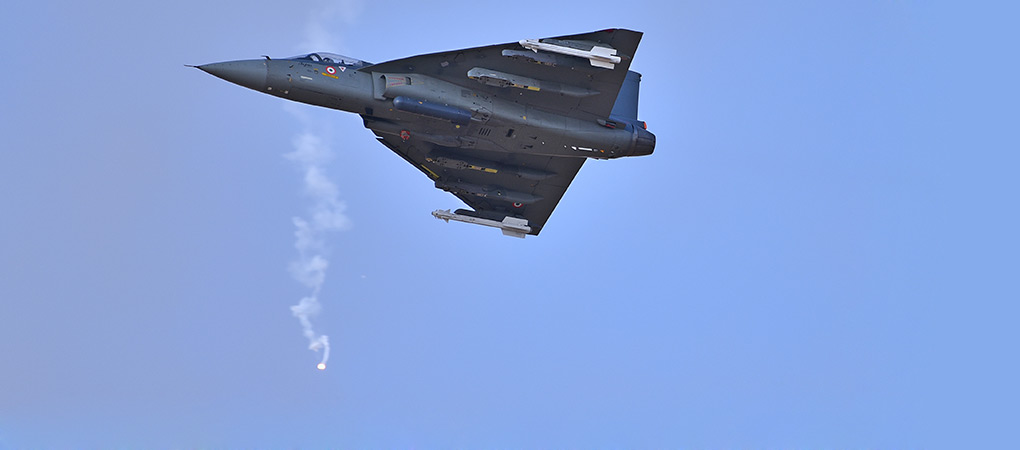 HAL Tejas Single-Engine Delta Wing Multirole Light Combat Aircraft (LCA)