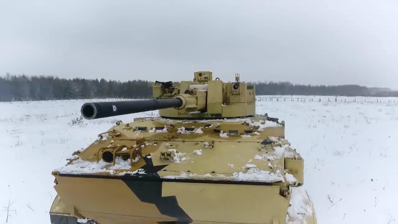 Burevestnik AU-220M 57 mm Remote Weapon Station (RWS)