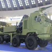 Yugoimport Unveils Tamnava 122/267 Dual Multiple Launch Rocket System