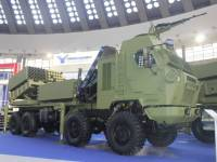 Yugoimport Tamnava 122/267 Dual Multiple Launch Rocket System