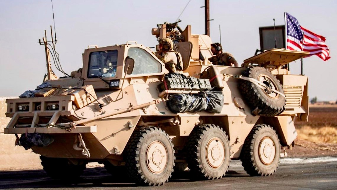 U.S. Special Operation Forces Pandur 6×6 AGMS (Armored Ground Mobility System)