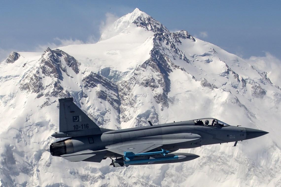 JF-17 Thunder Fighter Jets