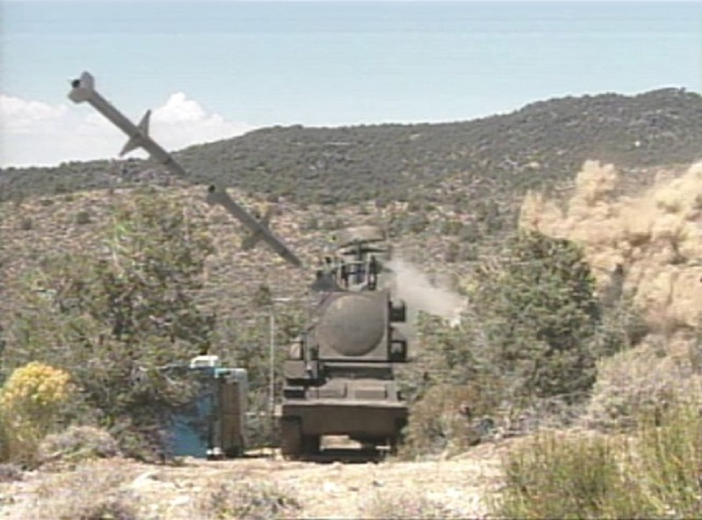 Northrop Grumman AGM-88E AARGM medium-range air-to-ground missile
