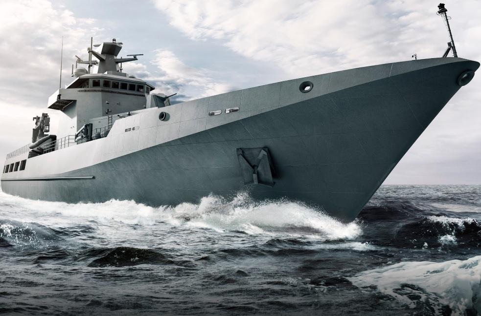 Royal Australian Navy Arafura-Class Offshore Patrol Vessel