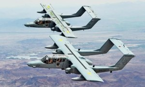 Blue Air Training Acquires OV-10 Broncos to Support JTAC Training Missions