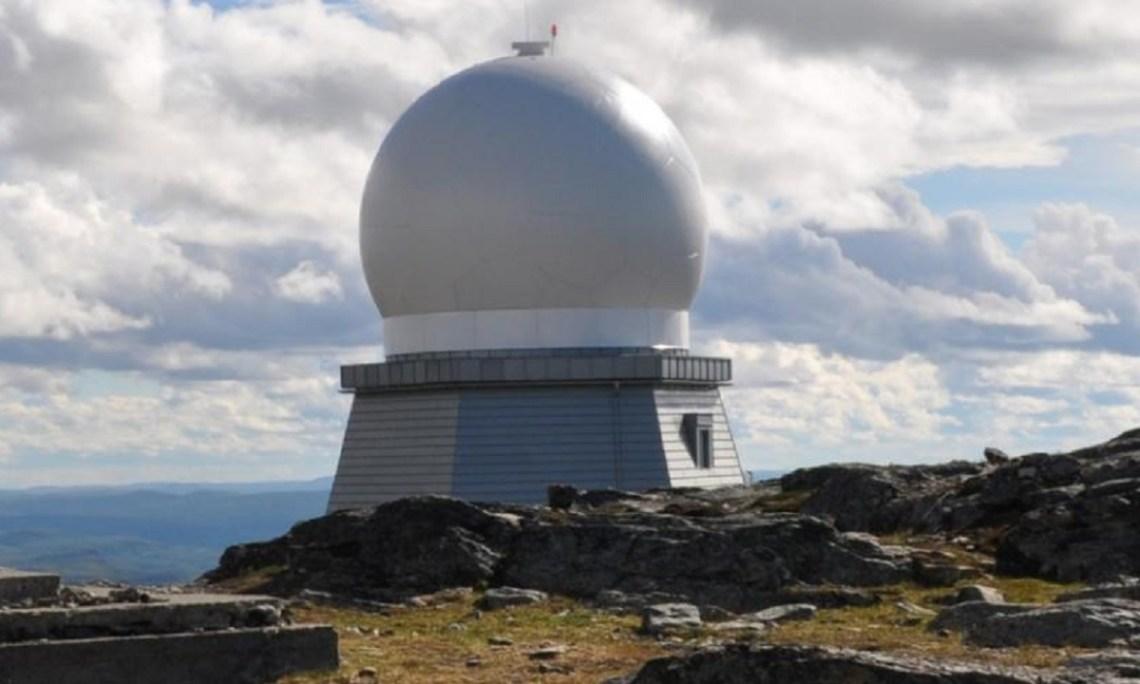 Raytheon Condor Mk 3 Mode S MSSR Monopulse Secondary Surveillance Radar