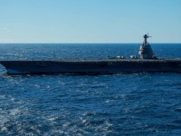 USS Gerald R. Ford (CVN 78) aircraft carriers