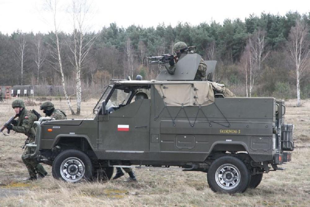 Tarpan Honker Skorpion-3