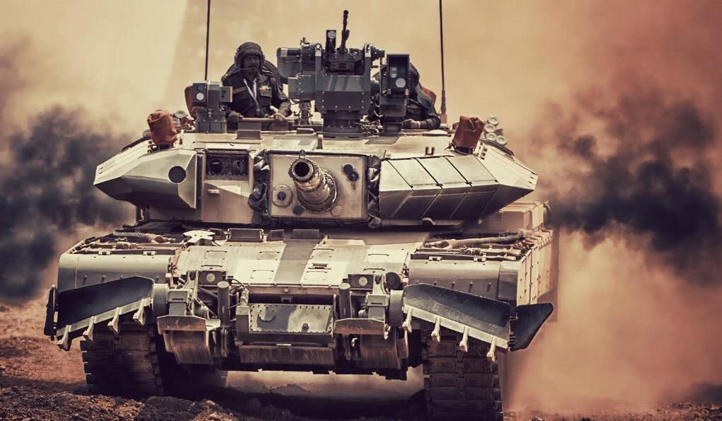 Indian Army Place Order for 118 Arjun Mark 1A Main Battle Tanks