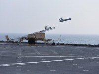 Insitu ScanEagle unmanned aerial vehicles (UAVs)