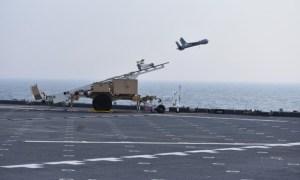Insitu ScanEagle unmanned aerial vehicles (UAVs)
