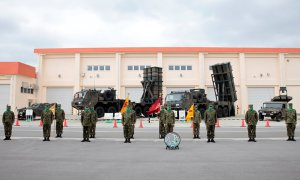 Japan Ground Self-Defense Force Deploys Missile Batteries to Miyakojima Island