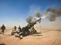 M982 Excalibur extended range guided artillery shell