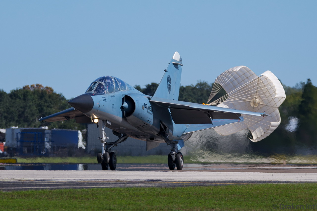 Draken International Dassault Mirage F1M Fighter