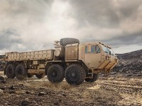 Oshkosh Heavy Expanded Mobility Tactical Trucks (HEMTT)
