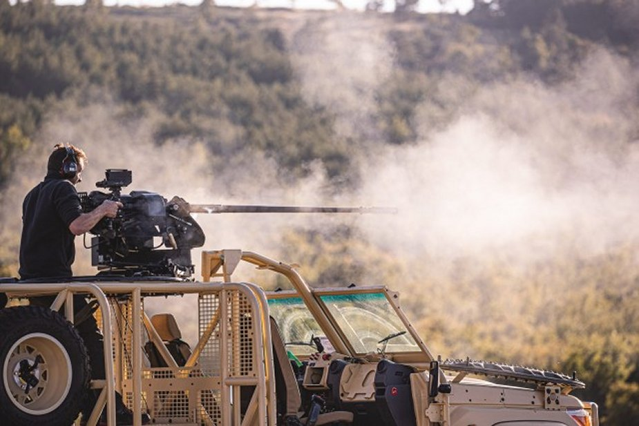 Nexter P20 Cannon Systems