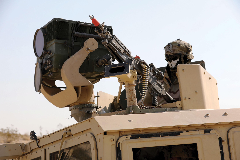 Raytheon 3rd GEN FLIR Sensor System