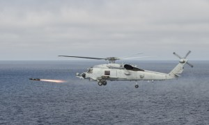 Sikorsky MH-60R Romeo Utility Maritime Helicopter