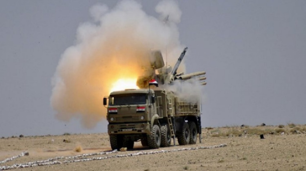 Russia Says Turkish Drones Only Damaged Two Syrian Pantsir-S1s